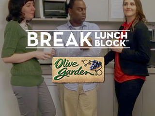 Olive Garden / Break Lunch Block