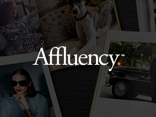 Affluency / Digital Platform